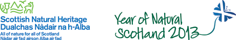 Scottish Natural Heritage - Year of Natural Scottland 2013